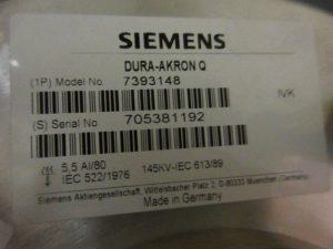Siemens Dura 532Q- Dura Akron Q
